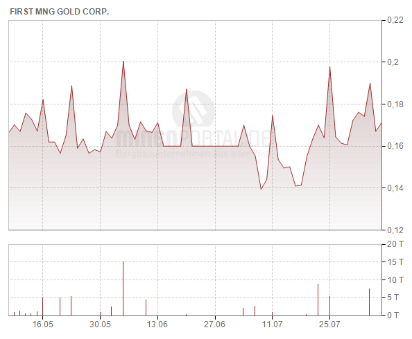 First Mining Gold Corp.