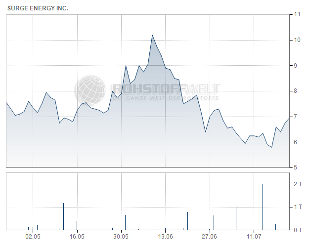 Surge Energy Inc.